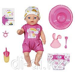 Кукла Zapf Creation Baby Born My Little Нежное прикосновение девочка 827-321