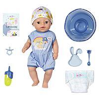 Кукла Zapf Creation Baby Born My Little Нежное прикосновение мальчик 827-338