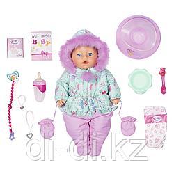 Кукла Zapf Creation Baby Born Зимняя 827-529