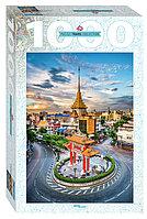 "Step Puzzle: пазл  1000 деталей ""Тайланд. Бангкок. Чайна-таун"""