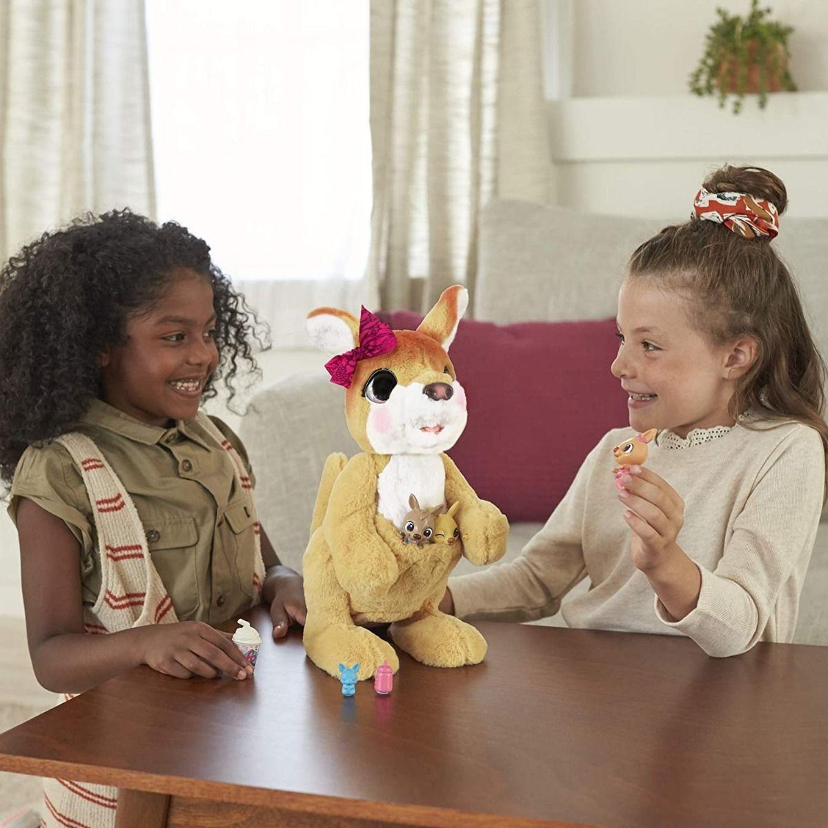 Кенгуру мама Джози и ее Малыши FurReal Friends - фото 3