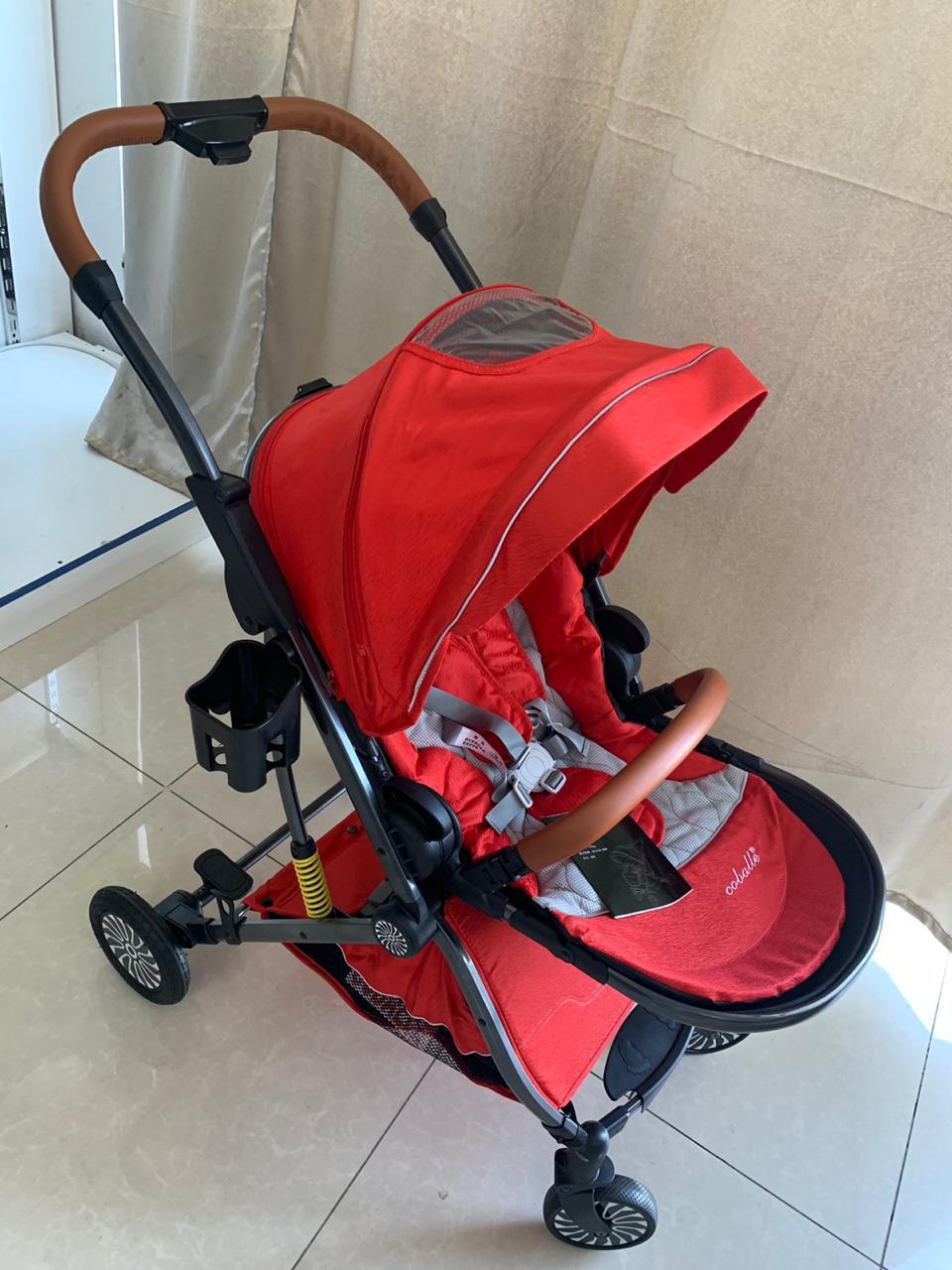 Детская прогулочная коляска Coballe 809