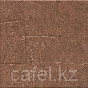 Керамогранит 33х33 - Отто | Otto коричневый