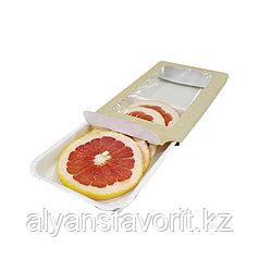 ECO PLATTER- упаковка для нарезок 400 мл, размер:220*140*20 мм.  РФ