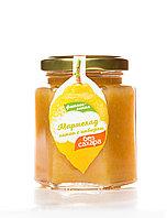 Мармелад Лимон с имбирем без сахара ФИТНЕС-ЛИНИЯ 200 гр.