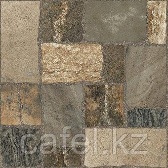 Керамогранит 42х42 - Рок | Rock серый