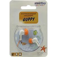 Наушники SmartBuy GUPPI, 20Hz-20kHz, 32 Om, 102dB, 1.2m,