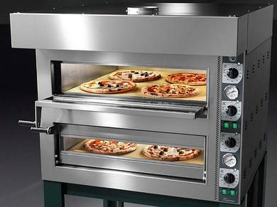 Профессиональная печь для пиццы