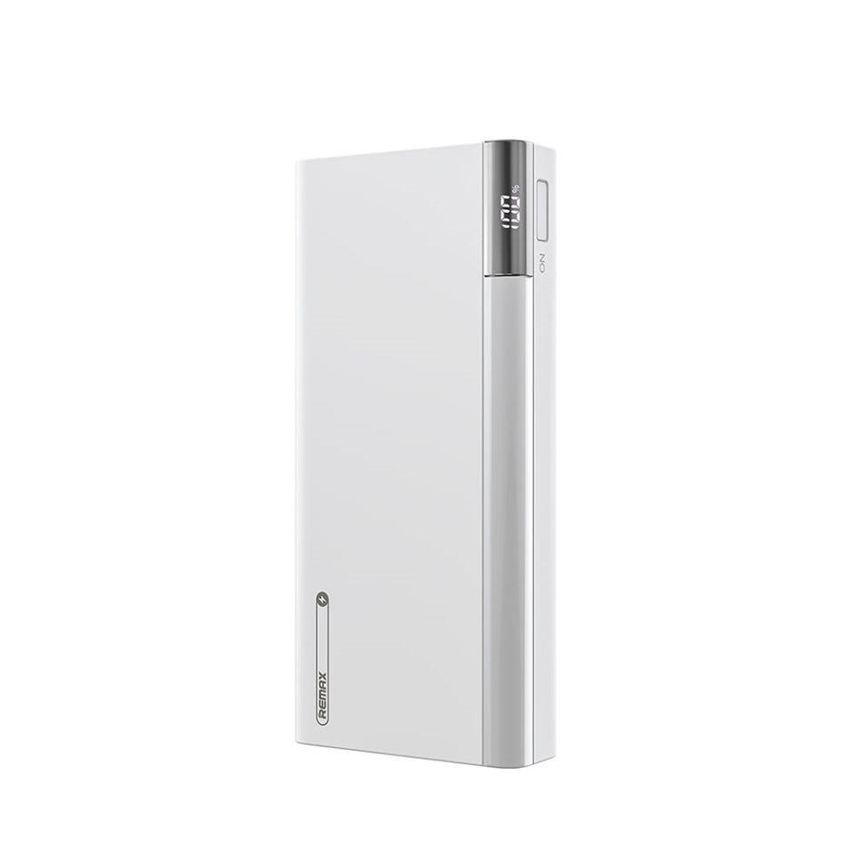 Power Bank с быстрой зарядкой Remax RPP-108 5A PD (20000 mAh, White)