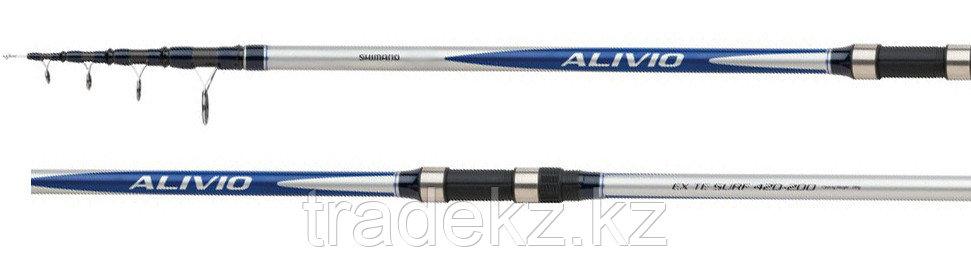 Удилище (специализированные) телескопическое SHIMANO ALIVIO EX SURF 4217, фото 2