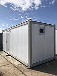 Контейнер под Раздевалку с Туалетом и Душем, фото 2