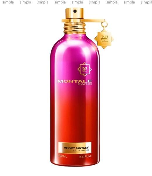 Montale Velvet Fantasy парфюмированная вода объем 100 мл тестер (ОРИГИНАЛ)