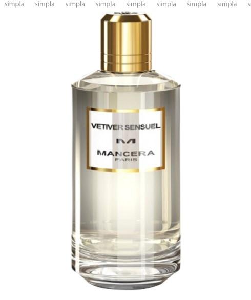 Mancera Vetiver Sensuel парфюмированная вода объем 120 мл (ОРИГИНАЛ)