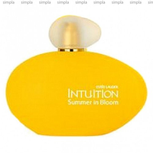 Estee Lauder Intuition Summer In Bloom парфюмированная вода  (ОРИГИНАЛ)