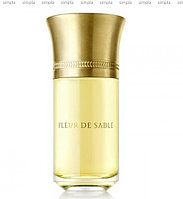 Les Liquides Imaginaires Fleur De Sable парфюмированная вода объем 100 мл тестер (ОРИГИНАЛ)