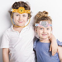 Детский защитный экран для лица, в школе, дома и на улице