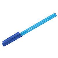 """Ручка шариковая Schneider """"Tops 505 F"""" синяя, 0,8мм, голубой корпус, фото 4"""