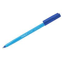 """Ручка шариковая Schneider """"Tops 505 F"""" синяя, 0,8мм, голубой корпус, фото 2"""