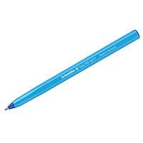 """Ручка шариковая Schneider """"Tops 505 F"""" синяя, 0,8мм, голубой корпус, фото 3"""