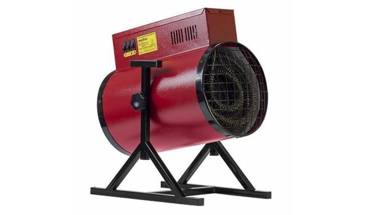 Пушка тепловая электрическая ТВ-12 кВт Теплотех, фото 2