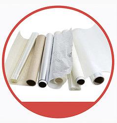 Пищевая пленка, фольга и бумага для выпечки