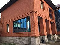 Натуральный облицовочный кирпич для фасада