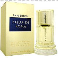 Laura Biagiotti Aqua di Roma туалетная вода объем 50 мл (ОРИГИНАЛ)