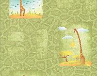Обои Гомельобои Жираф 10С2ГР