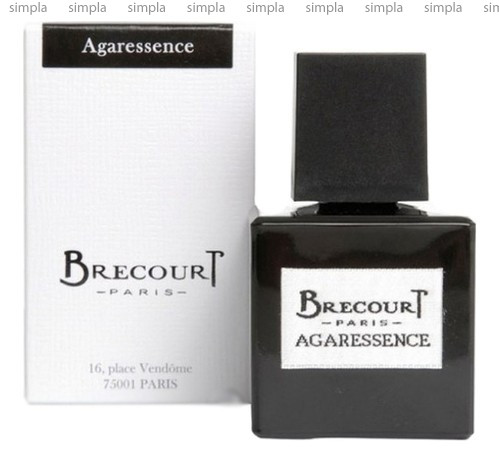 Brecourt Agaressence парфюмированная вода объем 10 мл (ОРИГИНАЛ)