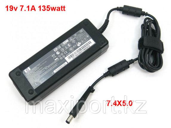 Блок питания HP Compaq 19v 7.1a 135watt 7.4 X 5.0, фото 2