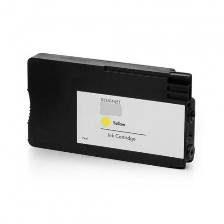 Картридж GRAND для HP C9373A №72 (Yellow, 130ml)