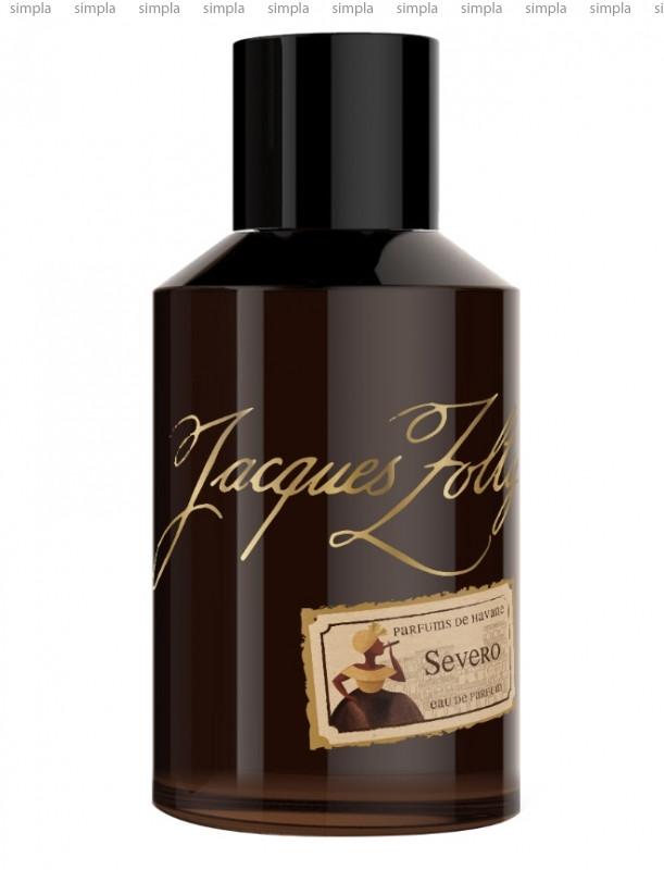 Jacques Zolty Severo парфюмированная вода объем 100 мл тестер (ОРИГИНАЛ)