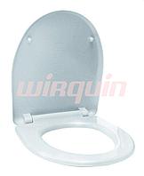 Сиденье для унитаза WIRQUIN Самара с микролифтом 20985527