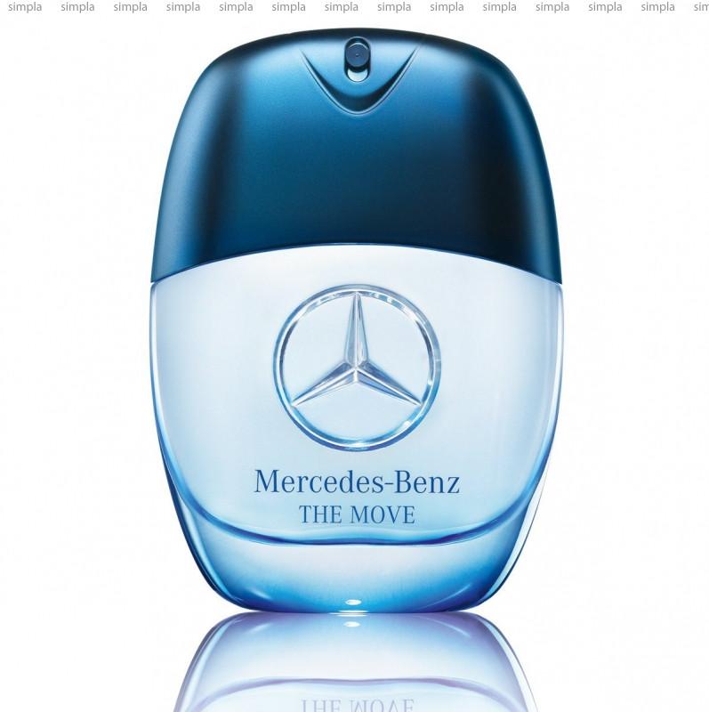 Mercedes-Benz The Move туалетная вода  (ОРИГИНАЛ)