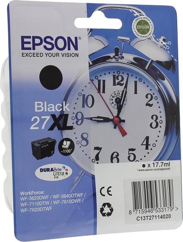 Картридж Epson C13T27114022 (Black)
