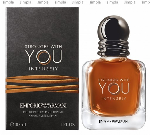 Giorgio Armani Emporio Armani Stronger With You Intensely парфюмированная вода объем 1,2 мл (ОРИГИНАЛ)