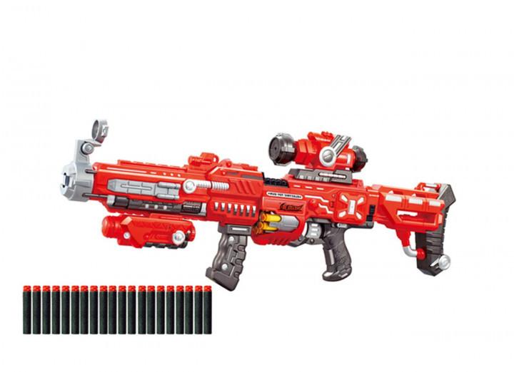 """Игрушечное ружье со снайперским прицелом Soft Bullet Gun """"Reytheon Phantom"""""""