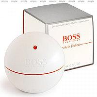 Hugo Boss Motion White туалетная вода объем 40 мл тестер (ОРИГИНАЛ)