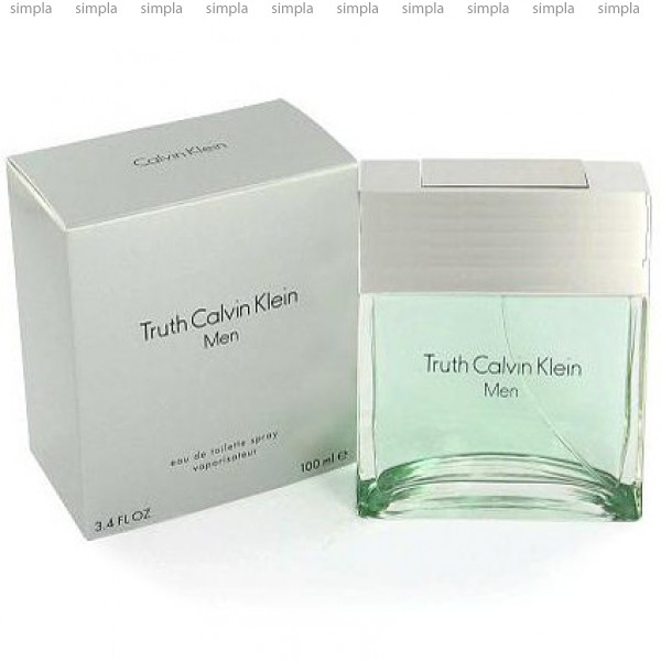 Calvin Klein Truth Men туалетная вода объем 100 мл Тестер (ОРИГИНАЛ)