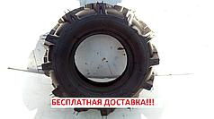 Покрышка с камерой 4.00-8 для мотоблока 8PR