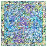 Шаль 10729-2 (146х146 см), фото 4