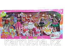 Winx куклы, набор фей