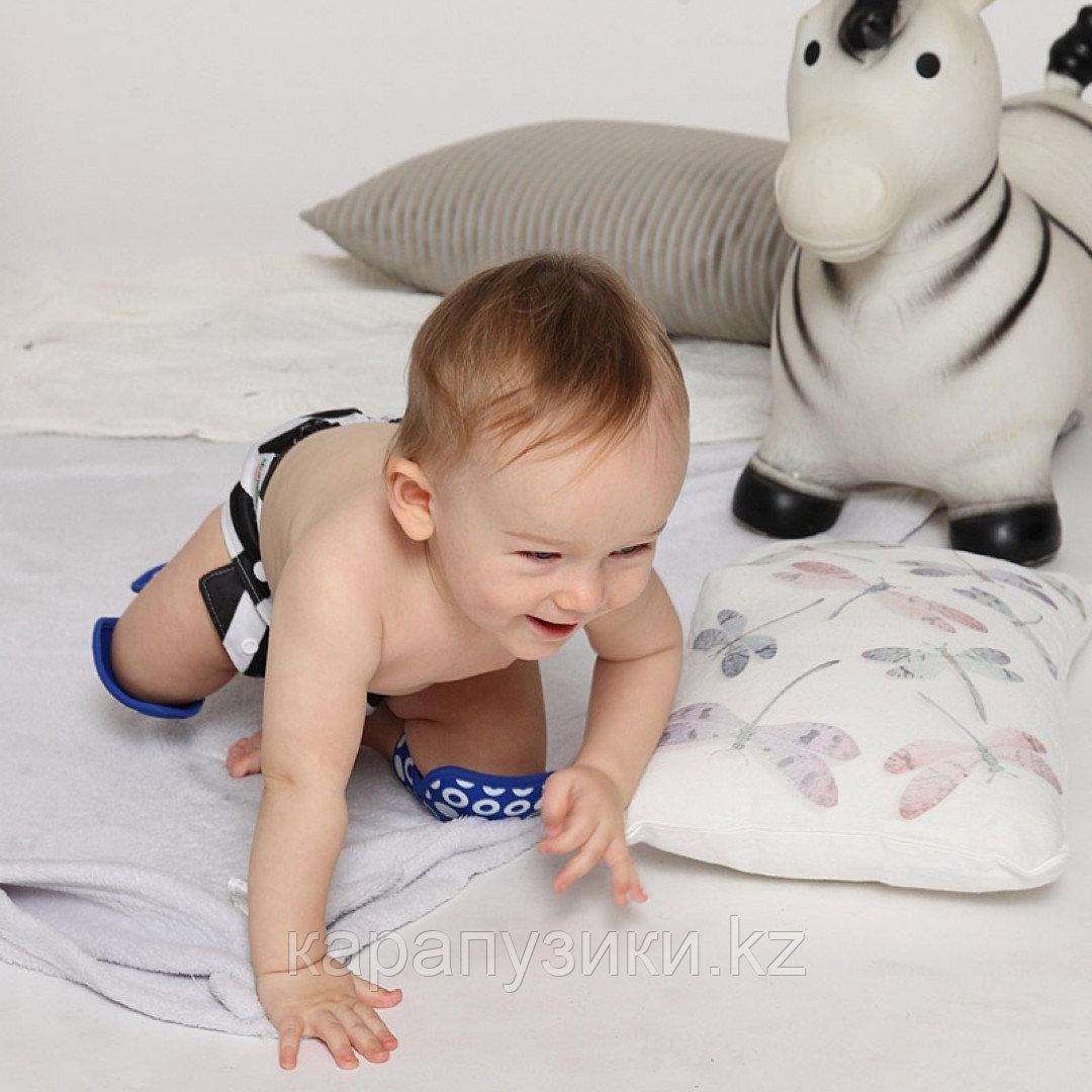 Наколенники детские синие