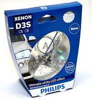 42403 D3S Philips Xenon White Vision Штатная ксеноновая лампа