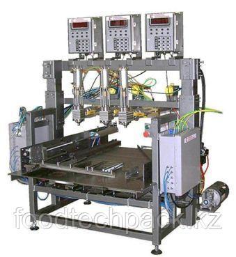 Дозировочная машина CI NW4-10-LRD  для весового дозирования жидких и вязких веществ