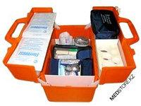 Набор изделий и инструментов фельдшерский для медицинской помощи на дому НИИ-ФП-«Кмт» (в пластиковой укладке)
