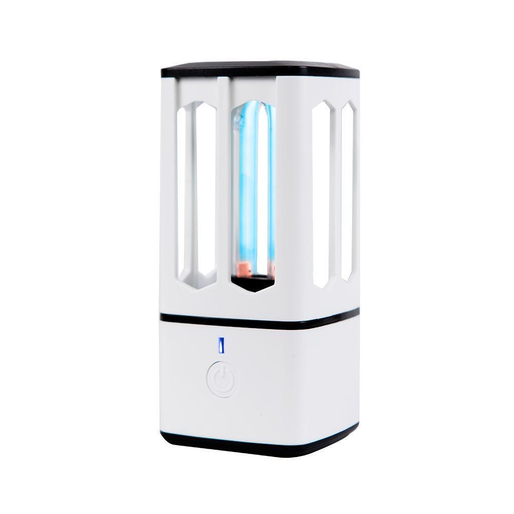 Облучатель бактерицидный для кварцевания помещений 15 кв. м., и автомобилей, кварцевая лампа, переносная. - фото 2