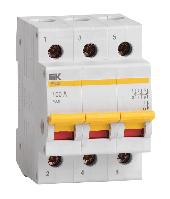 Выкл. нагрузки ВН-32 (3ф) 100А IEK (4/80)