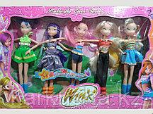 Куклы Winx, набор фей Winx