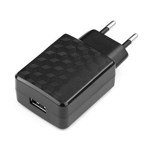 Адаптер питания Cablexpert MP3A-PC-06 100/220V - 5V USB 1 порт, 2A, черный